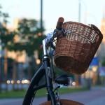 Polska hulajnoga z koszykiem | Mega Hulajnoga