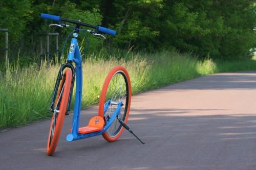 Mega hulajnoga Racer
