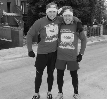 Na półmaratonie św. Mikołajów
